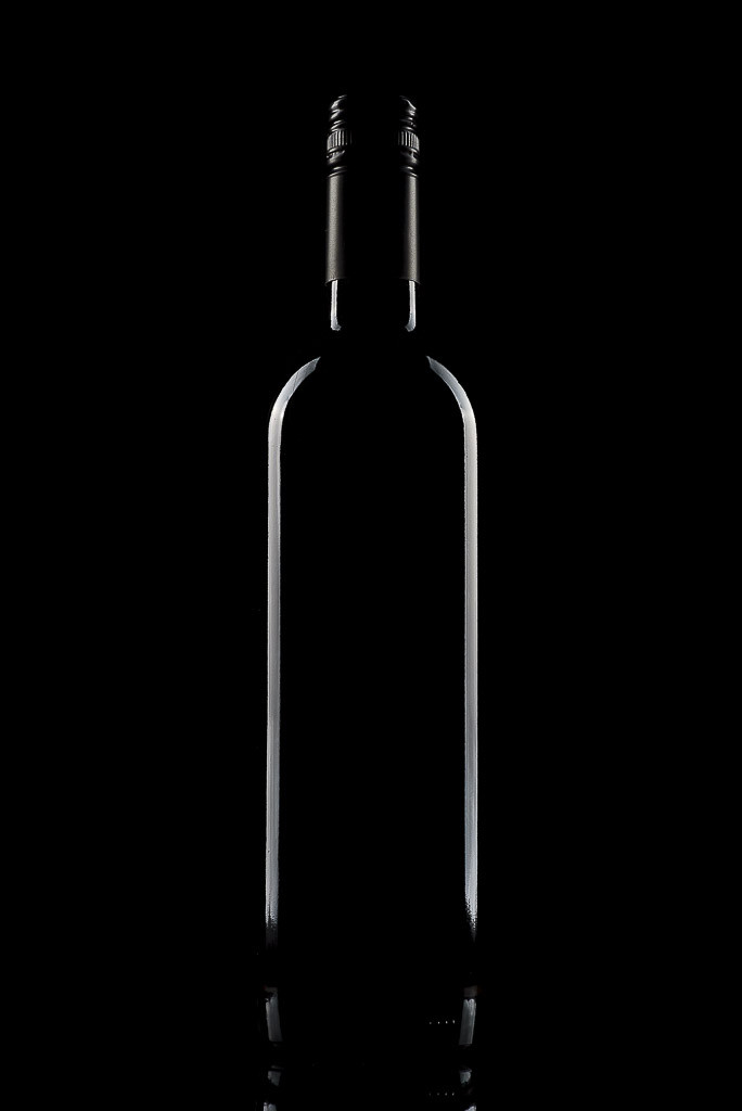 Product Photography - Wine Bottles
