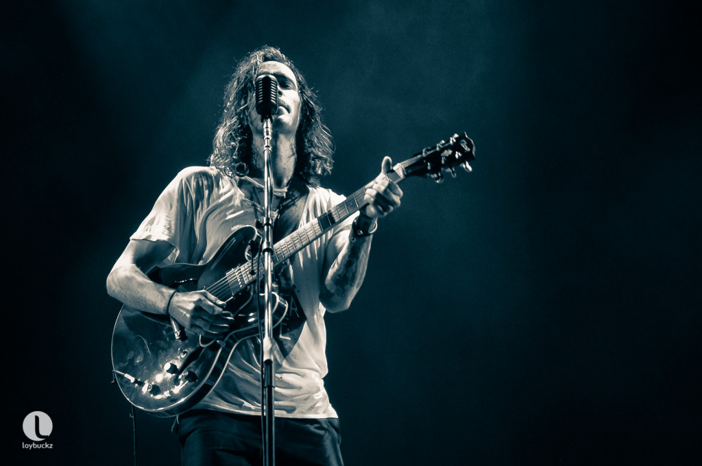 Concert Photography | Incubus Live in Abu Dhabi