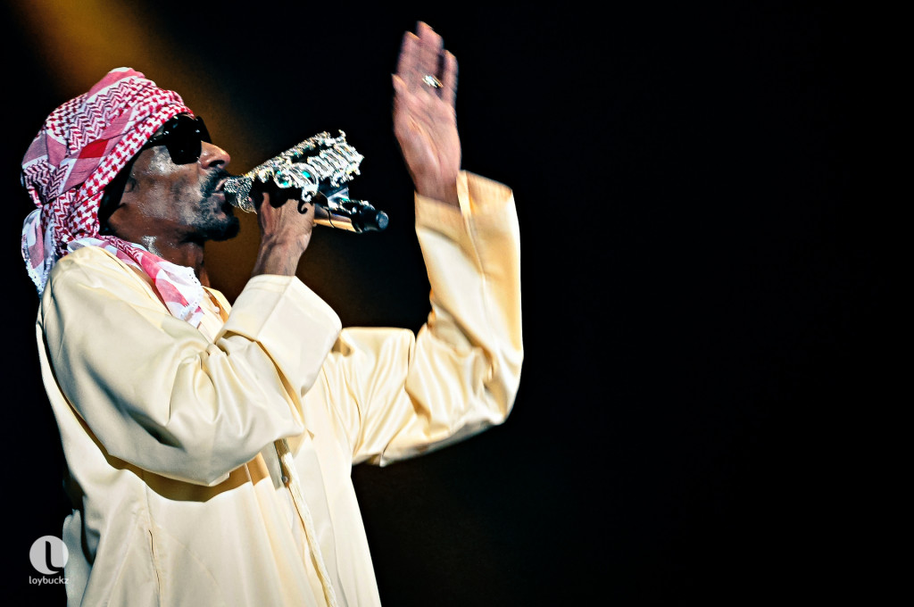 Concert Photography | Snoop Dogg in Yas Island