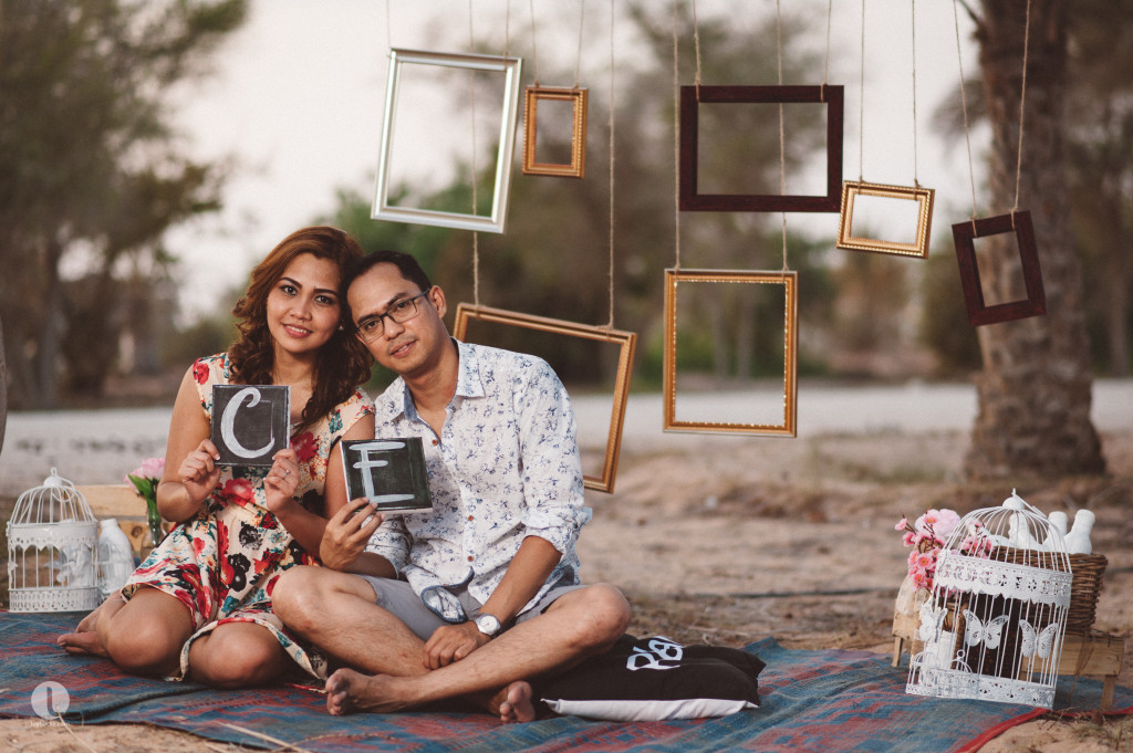 Engagement Photography | Chona & Ever