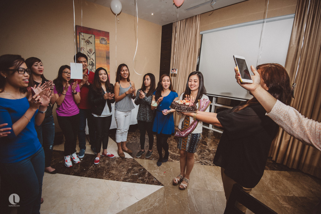Events Photography | Suprise Birthday for Michelle