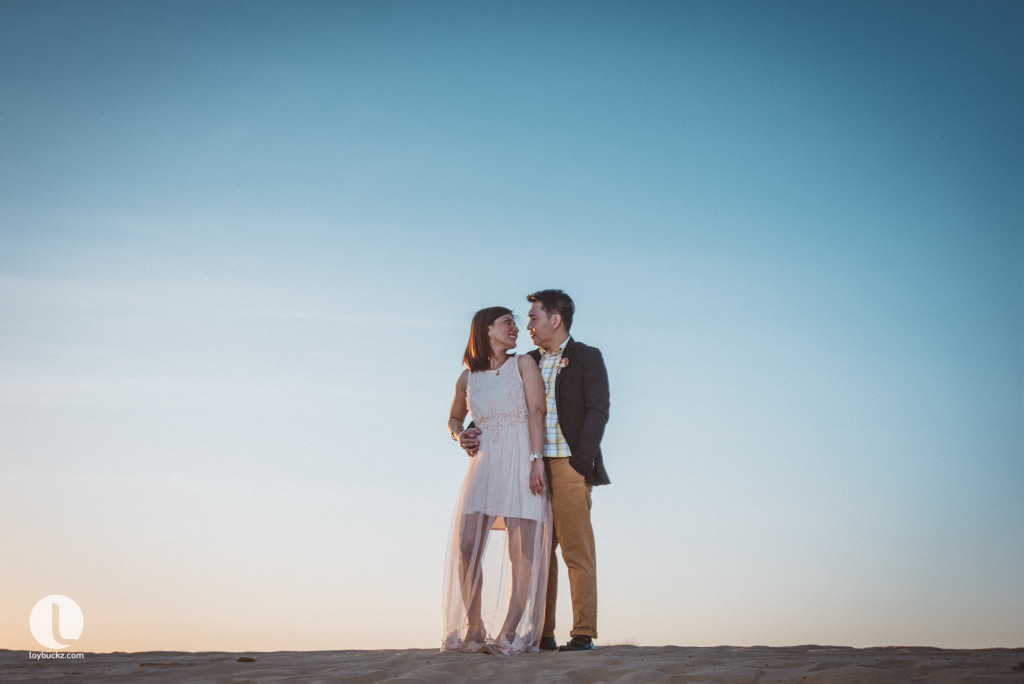Wilson & Lea Ann | Engagement Photography